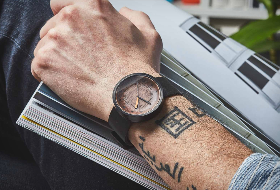 GROVEMADE WOOD WATCH 02 | Image