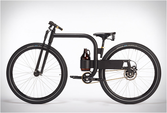 GROWLER CITY BICYCLE | Image