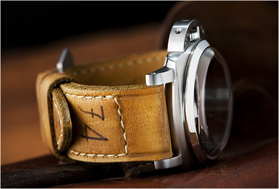GUNNY STRAPS | WATCH VINTAGE LEATHER STRAPS | Image