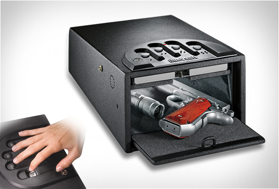 Gunvault | Biometric Gun Safe | Image