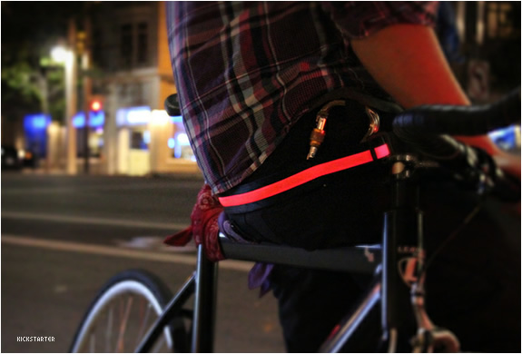 Halo | Led Sport Belt | Image