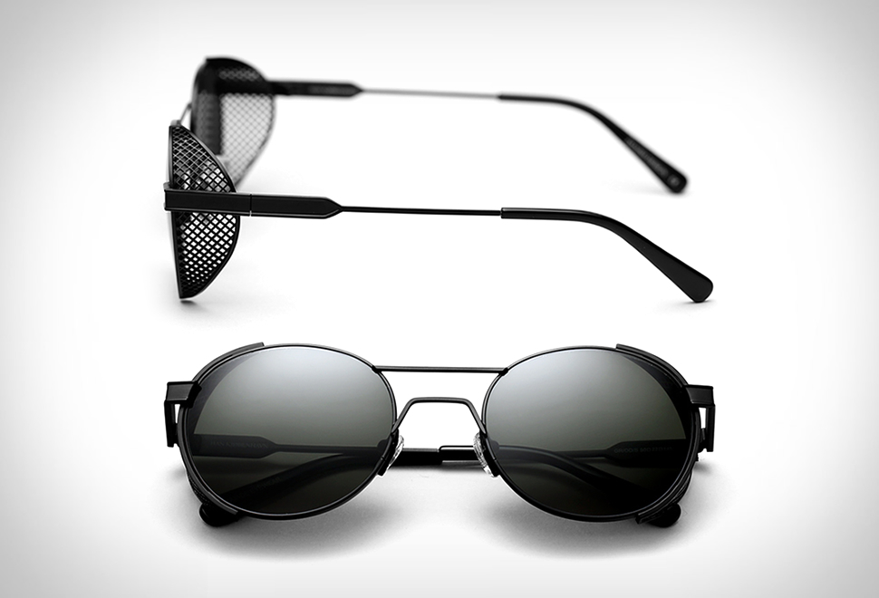 Han Green Outdoor Sunglasses | Image