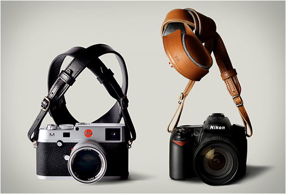 CAMERA STRAPS | BY HARD GRAFT | Image