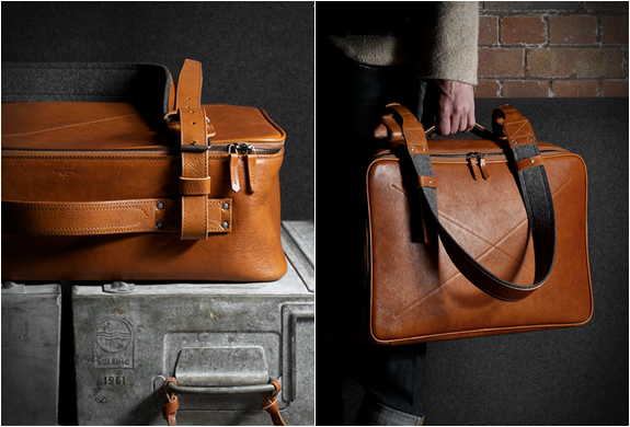 CARRY-ON SUITCASE | BY HARD GRAFT | Image