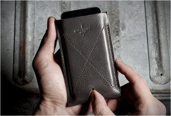 IPHONE CARD CASE | BY HARD GRAFT | Image