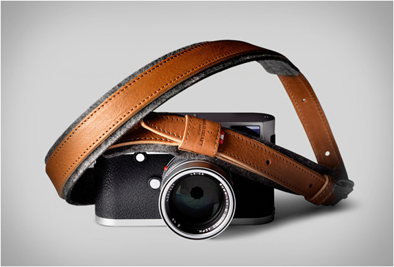 RE-PROCESS CAMERA STRAP | BY HARD GRAFT | Image
