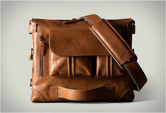 2PACK LAPTOP BAG | BY HARD GRAFT | Image