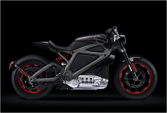 Harley-davidson Livewire Electric Motorcycle | Image