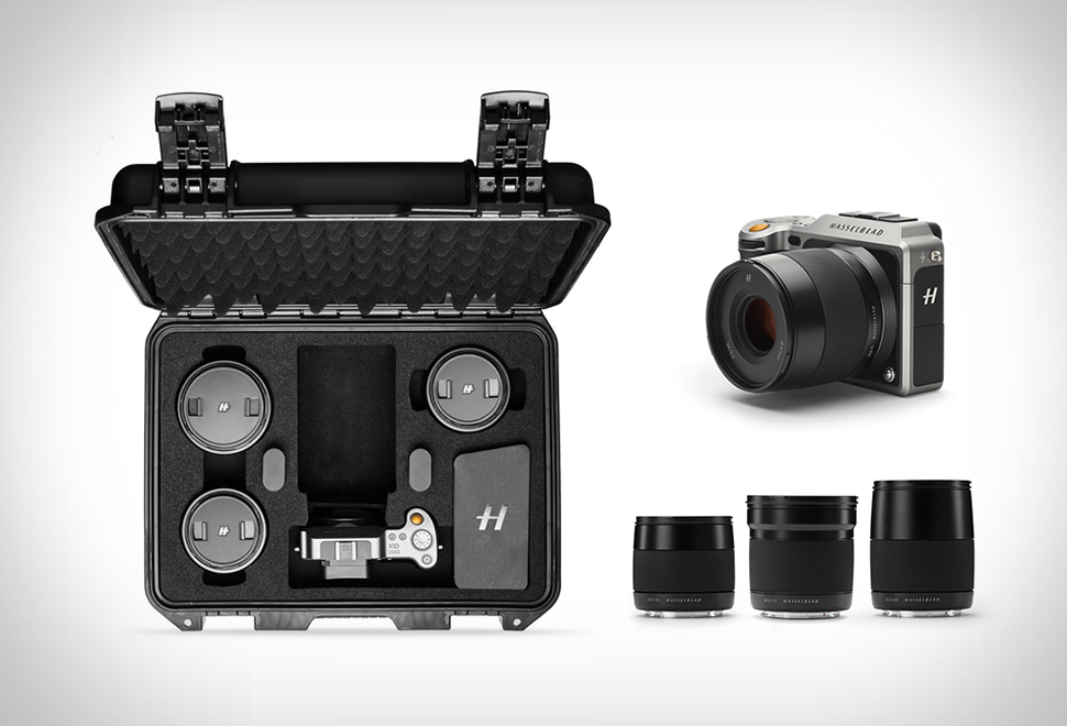 Hasselblad X1D Field Kit | Image