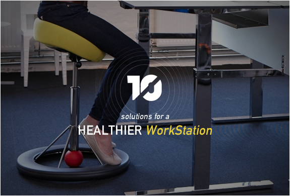 HEALTHIER WORKSTATION | Image