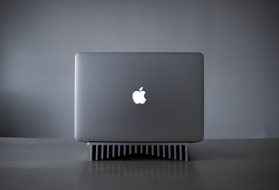 Heatsink Laptop Stand | Image