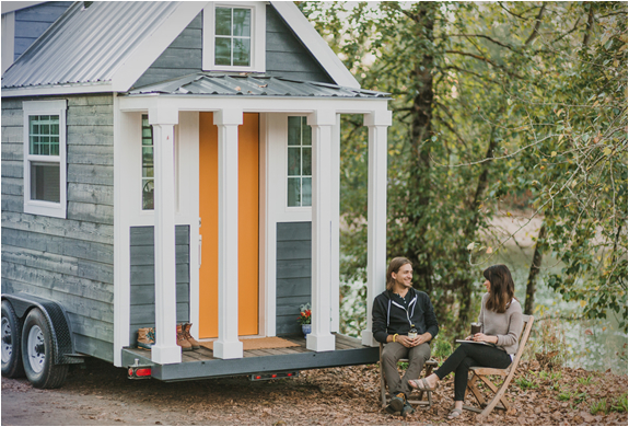 Heirloom | Custom-made Tiny Houses On Wheels | Image