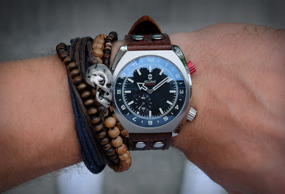 Helgray Hornet Watch | Image