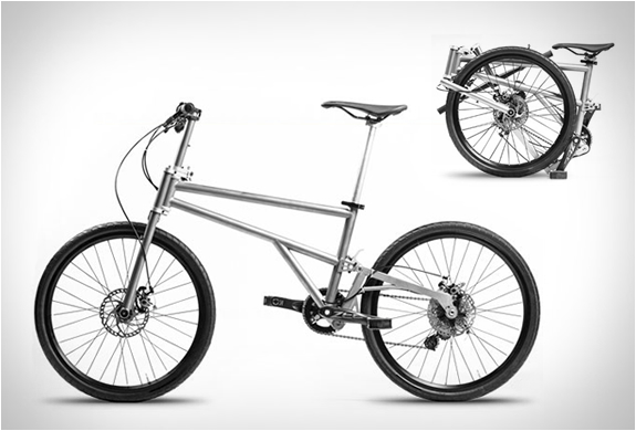 HELIX FOLDING BIKE | Image