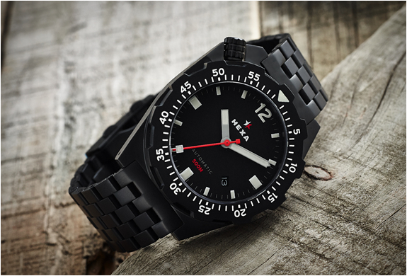 Hexa K500 Dive Watch | Image