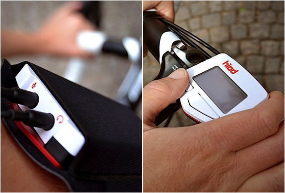 HIOD ONE | BLUETOOTH COMMUNICATOR FOR CYCLISTS | Image