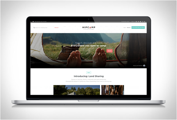 HIPCAMP | AIRBNB FOR CAMPING | Image
