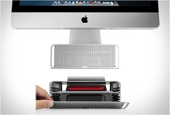 HIRISE FOR IMAC | BY TWELVESOUTH | Image