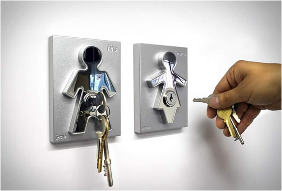 HIS & HERS KEY HOLDERS | Image