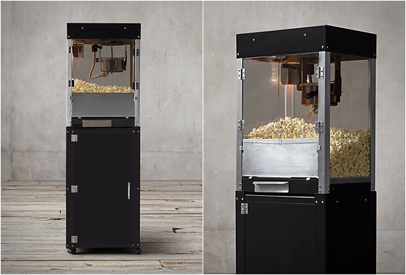 HOME THEATER POPCORN MACHINE | Image