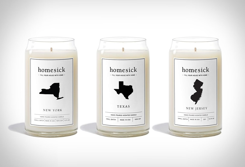 Homesick Candles | Image
