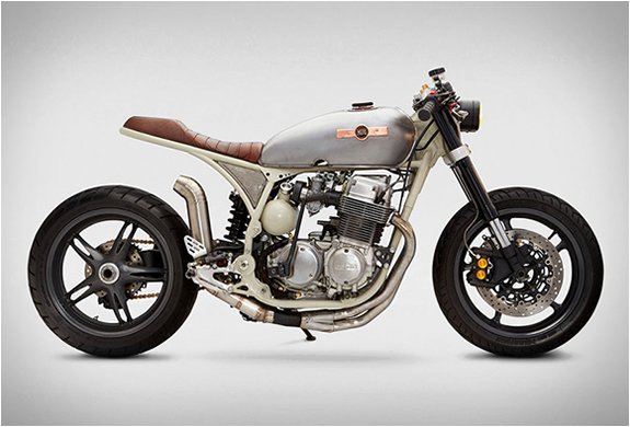 Honda Cb750 | By Classified Moto | Image