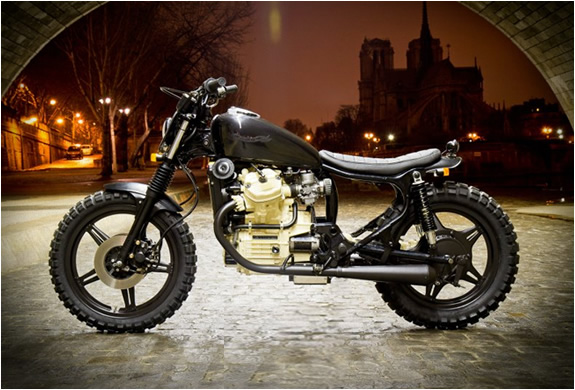 Honda Cx500 | By Rive Gauche Kustoms | Image