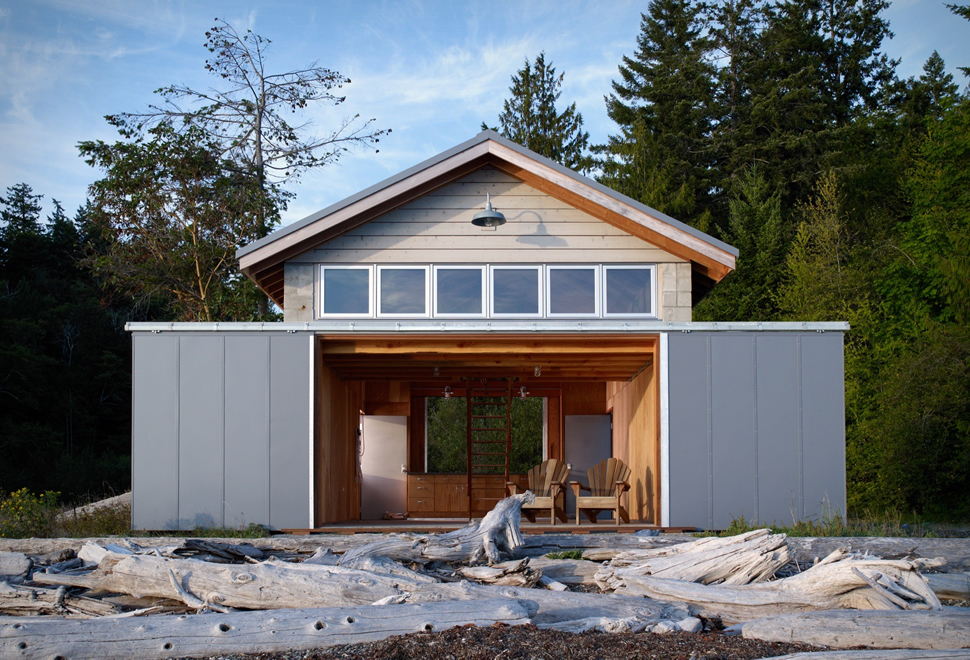 Hood Canal Boathouse | Image