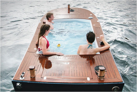 HOT TUB BOATS | Image