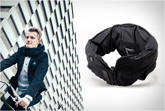 Hovding | Airbag For Cyclists | Image