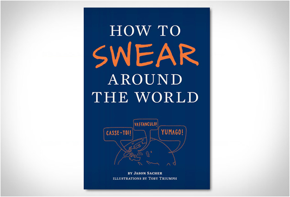 HOW TO SWEAR AROUND THE WORLD | Image