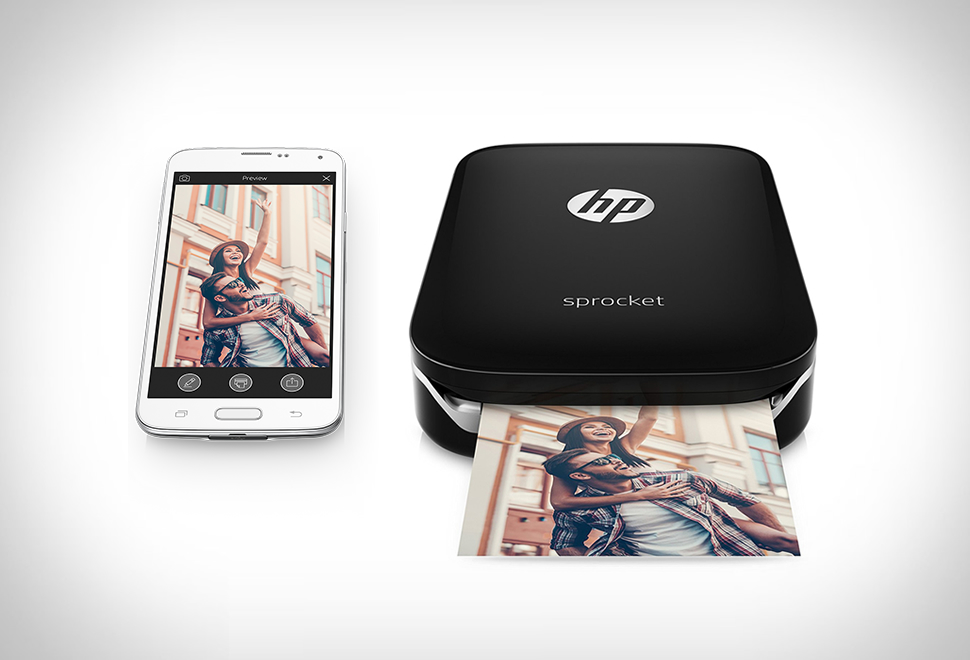 HP Sprocket Photo Printer | Image