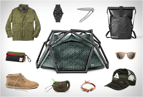 AUGUST FINDS ON HUCKBERRY | Image