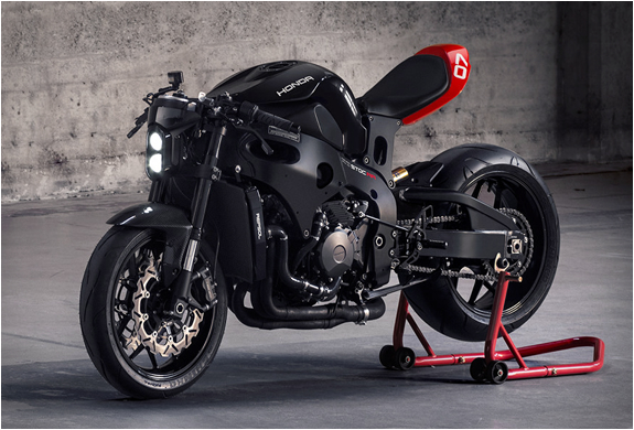 Huge Moto Custom Motorcycle Kit | Image