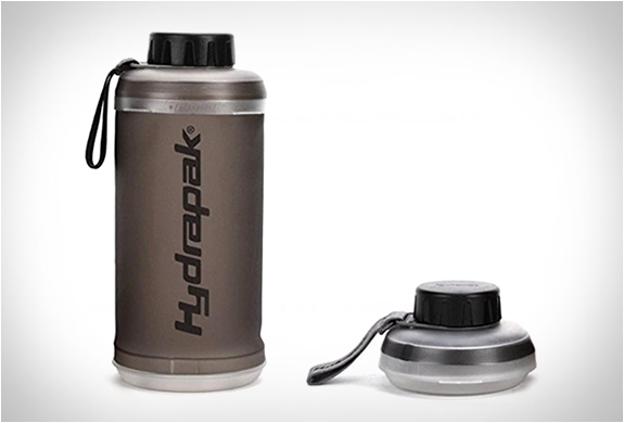 HYDRAPAK STASH COLLAPSIBLE BOTTLE | Image