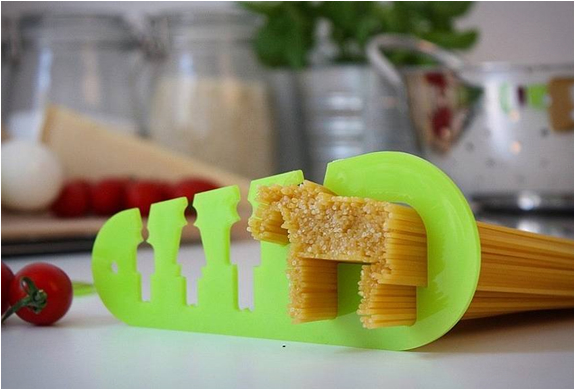 I COULD EAT A HORSE | SPAGHETTI MEASURING TOOL | Image