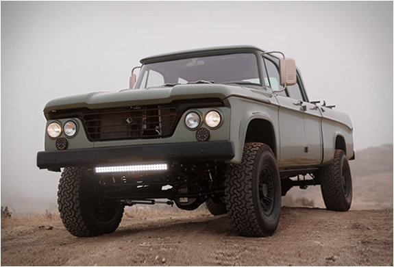 Icon Dodge Power Wagon | Image