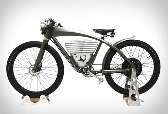 Icon E-flyer Electric Bike | Image