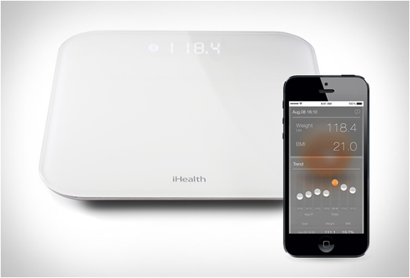 Ihealth Lite Smart Scale | Image
