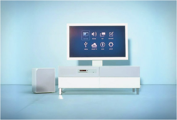 Ikea Uppleva | All-in-one Mediacenter | Image