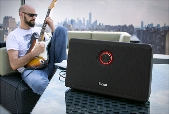 ILOUD | PORTABLE SPEAKER FOR MUSICIANS | Image