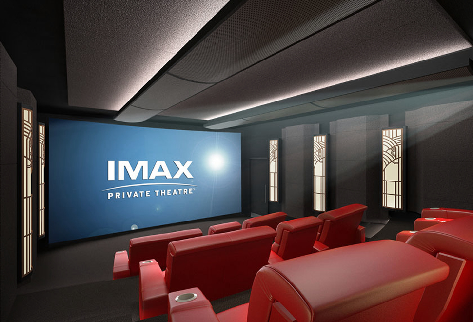 IMAX Private Theatre | Image