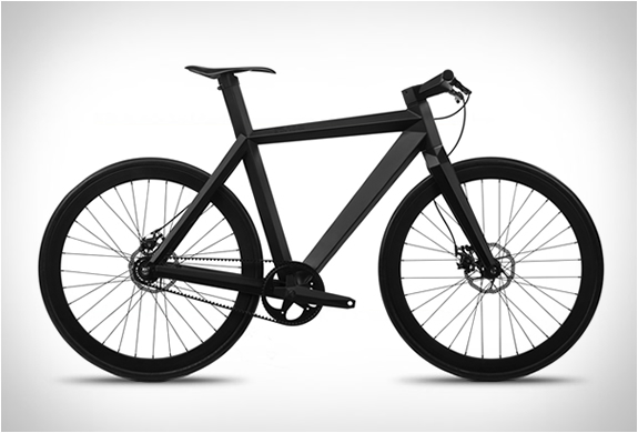 B-9 Nh Black Edition Bicycle | Image