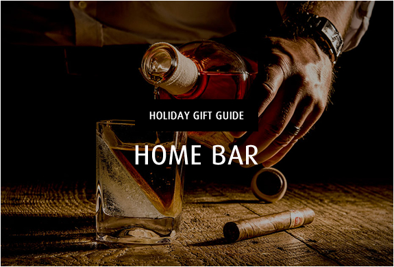 Holiday Gift Guide | Home Bar | Image