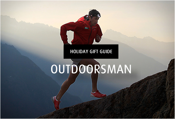 HOLIDAY GIFT GUIDE | OUTDOORSMAN | Image