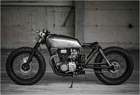 The Salander | By Zadig Motorcycles | Image