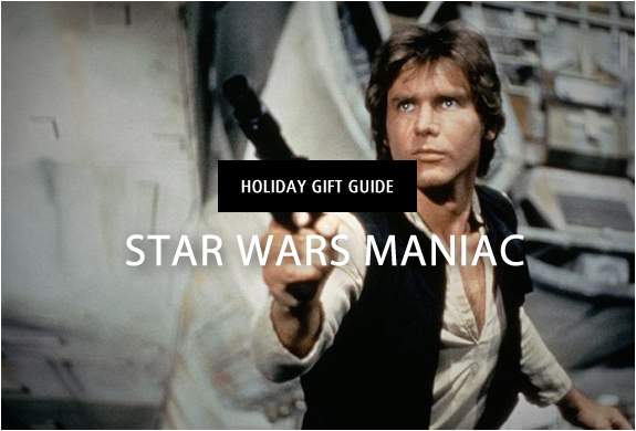 HOLIDAY GIFT GUIDE | STAR WARS MANIAC | Image