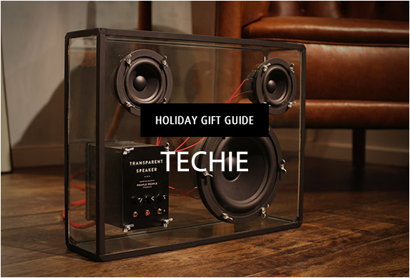 HOLIDAY GIFT GUIDE | TECHIE | Image