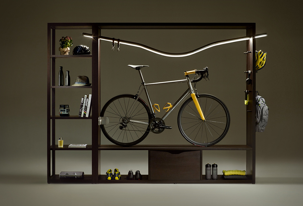 VADOLIBERO BIKE SHELF | Image