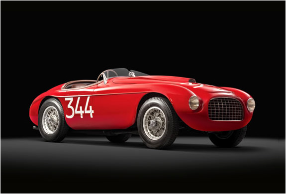 1949 Ferrari 166 Mm Barchetta | For Auction | Image